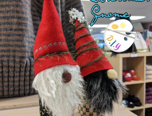 DIY CHRISTMAS GNOMES!