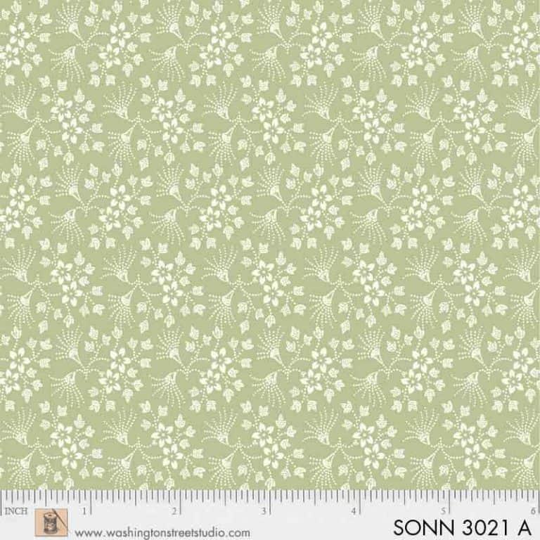 3021-A/ Green