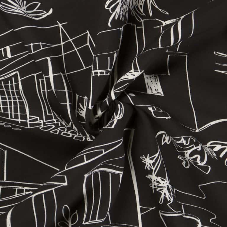 02 - Black/Ecru