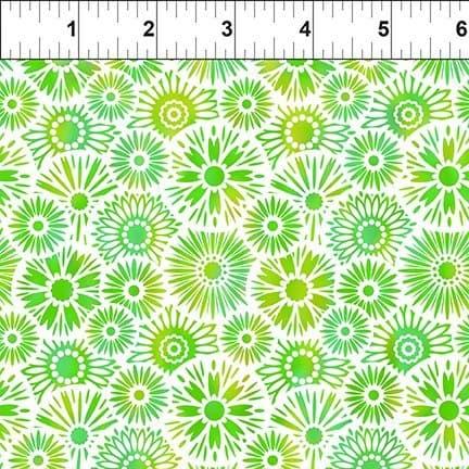 4UGB/ 2 - Lime/White
