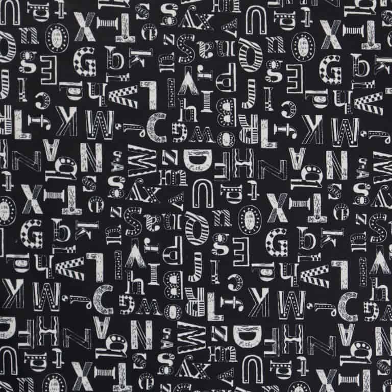 94 - Black/White