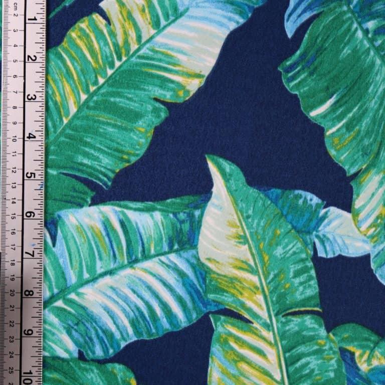 Banana Leaf/ Navy/Green