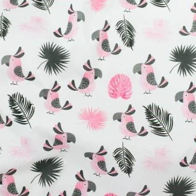 01 - White/Pink