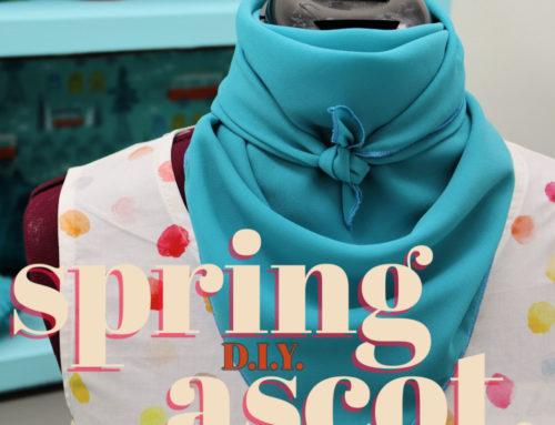 Spring Ascot D.I.Y.