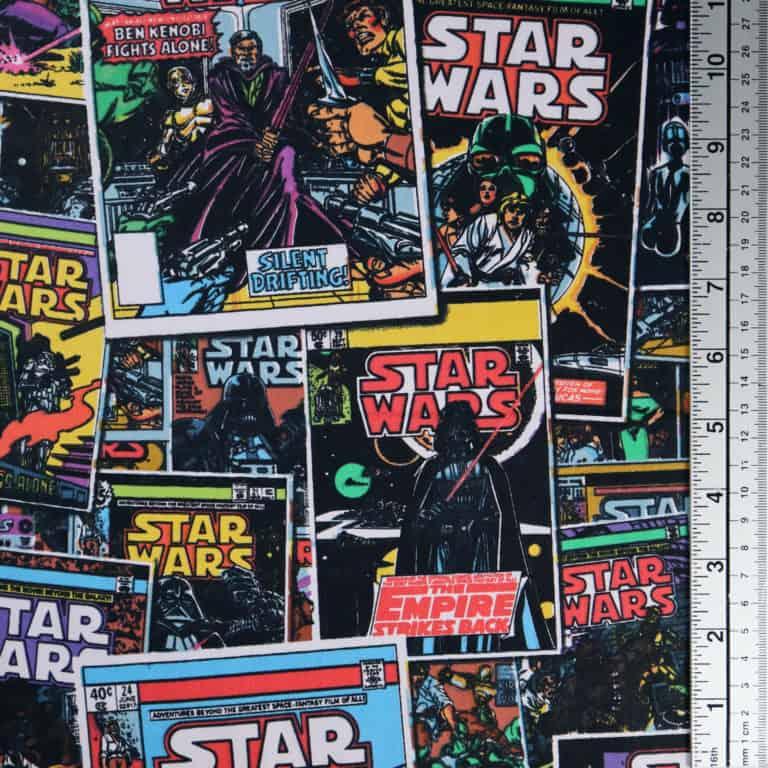 Comics/ Black/Multi
