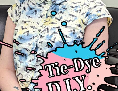 Tie Dye D.I.Y.